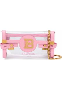 Balmain Clutch B-Buzz 23 - Rosa