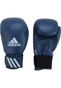 f0cc505c6 Luvas De Boxe Adidas Speed 50 - 16 Oz - Adulto - Azul Escuro