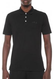 Camiseta Polo Fila Masculina