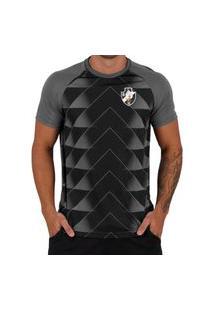 Camisa Kappa Vasco Triangles Masculina