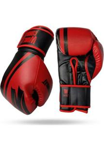 Luva World Combat Pro Series - Unissex