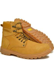 Bota Adventure Cano Alto Boot Do Richard Rasmussen Caatinga Orange