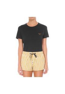Camiseta Forseti Confort F-Basic Preta
