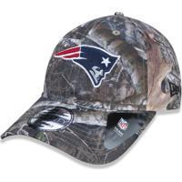 Boné New Era 920 Strapback New England Patriots Militar af6f0aee327