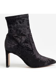 Ankle Boot Le Lis Blanc Olga Black Preto Feminina (Preto, 39)