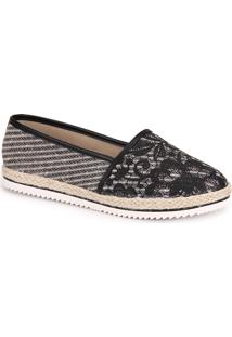 bd1cacabb Sapatilha Passarela Renda feminina | Shoes4you
