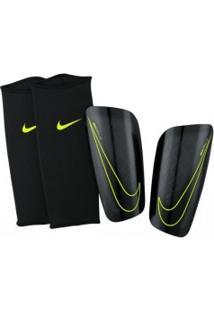 Caneleira Nike Mercurial Lite Pto/Lim - Nike