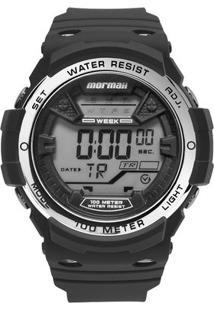 Relógio Mormaii Digital Wave - Unissex