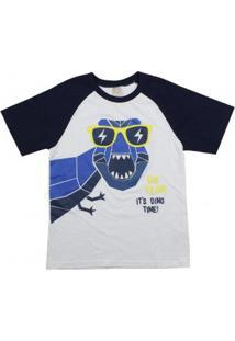 Camiseta Infantil Boca Grande Menino