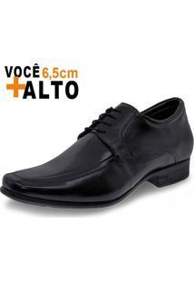 Sapato Masculino Social Grow Air King Jota Pe - 71353 Preto 01 36