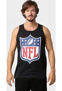 398723f62 Netshoes. Camiseta Regata New Era Basic Nfl - Masculino