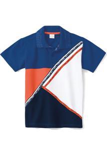 Camisa Tigor T. Tigre Azul - 66796I Azul