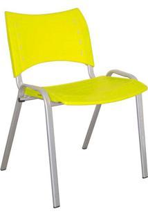 Cadeira De Escritório Interlocutor Stillus Amarela