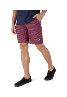 Bermuda O'Neill Orig Sailor - Masculina - Vermelho