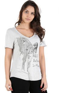 T-Shirt It'S & Co Sweet 1206 Mescla Claro