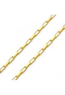 Corrente Em Ouro Amarelo 18K Cartier Officinna Joias