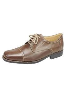 Sapato Sandro Moscoloni Whitman Marrom
