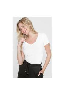 Camiseta Liz Easy Wear Branca