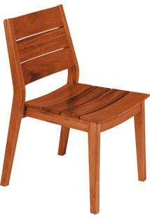 Cadeira Para Área Externa I Toscana Marrom