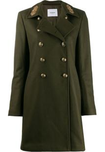 Dondup Military-Style Coat - Verde