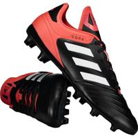 5b3d9c9e38 Fut Fanatics. Chuteira Adidas Copa 18.3 Fg Campo Preta