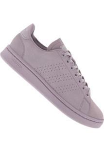 Tênis Adidas Advantage - Feminino - Roxo Claro