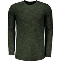 d14abbe7ee Camiseta Under Armour Sportstyle Tee Manga Longa - Masculino