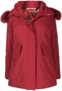 Freedomday Chamois Padded Jacket - Vermelho