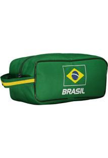 Porta Chuteira Brasil