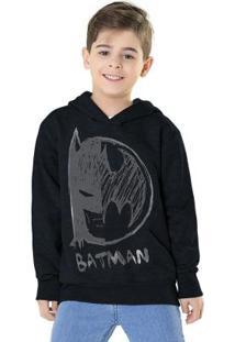 Casaco Batman Preto