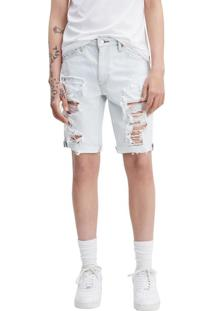 Bermuda Jeans Levis 511 Slim Cut Off - 36