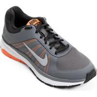 ff54ce0aceb2b Tênis Nike Dart 12 Msl Feminino - Feminino-Cinza+Laranja