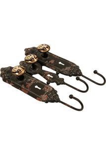 Porta-Chaves De Metal Decorativo Toulouse-Lautrec