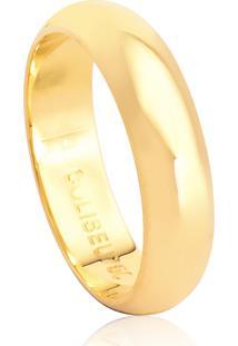 Aliança De Casamento Em Ouro 18K 5,1Mm