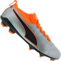 Centauro. Chuteira De Campo Puma One 3 Leather Fg Bdp - Adulto ... 340ae3cda5014