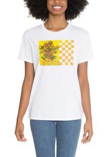 Camiseta Sunflower Boyfriend Tee - P
