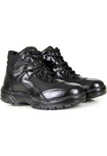 Bota Top Franca Shoes Adventure - Masculino-Preto