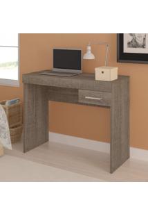 Mesa Para Computador Com Gaveta Cooler Artely Canela