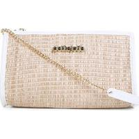c6df95f96 Bolsa Petite Jolie Mini Bag Jane Palha Feminina - Feminino-Branco
