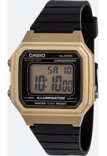 Relógio Unissex Casio W-217Hm-9A Digital 5Atm