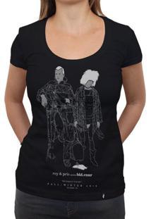 Blade Runner - Camiseta Clássica Feminina
