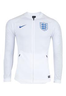 Jaqueta Inglaterra 2018 Anthem Nike - Masculina - Branco