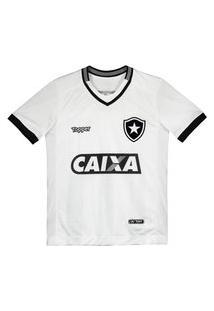 Camisa Topper Botafogo Oficial Iii 2018 Juvenil