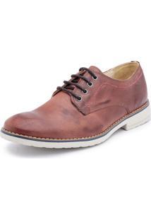 517a3e2be Sapato Casual Fosco Retro masculino   Shoes4you