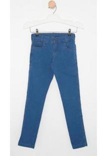 Calça Jeans Infantil Express Marlon Masculina - Masculino