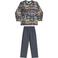 2c2c44ff567913 Pijama Para Menino Meia Malha infantil | Shoes4you