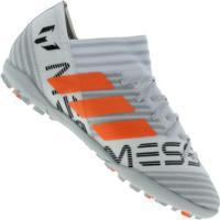 63e4299f2a Centauro. Chuteira Society Adidas Nemeziz Messi Tango 17.3 Tf ...