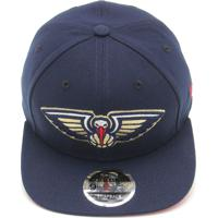 Boné New Era 950 New Orleans Pelicans Nb Azul Marinho 62b0e2710e5