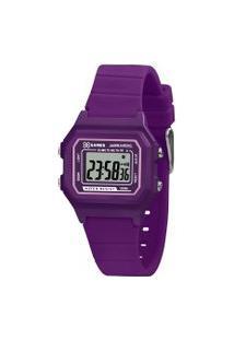 Relógio Feminino Xgames Xkppd072 Bxux Digital 100M | X Games | Roxo | U