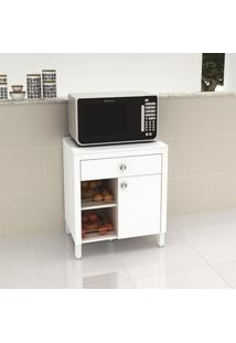 Balcão Para Cozinha Multiuso Tecno Mobili Bl3303 - Branco